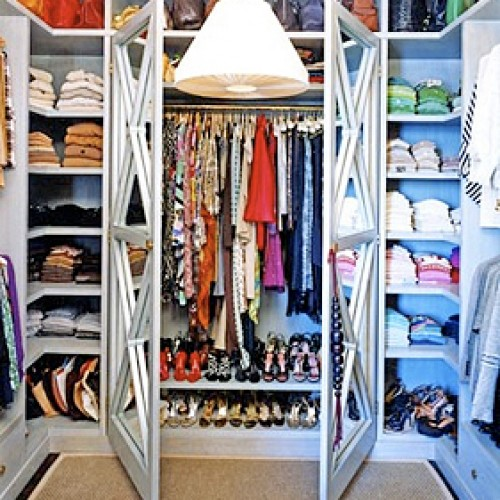 Build the perfect wardrobe..