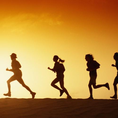 Get healthy..Run!