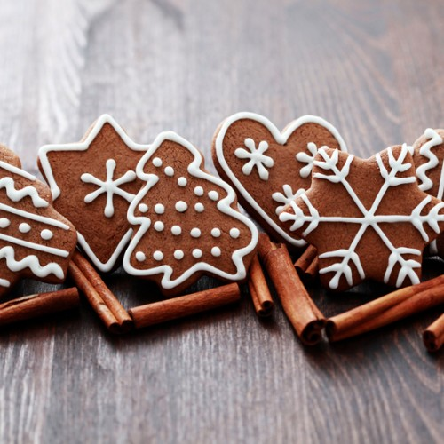 Let's be Merry and make cookies!