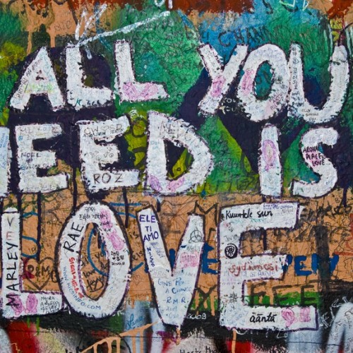 All you need is love?