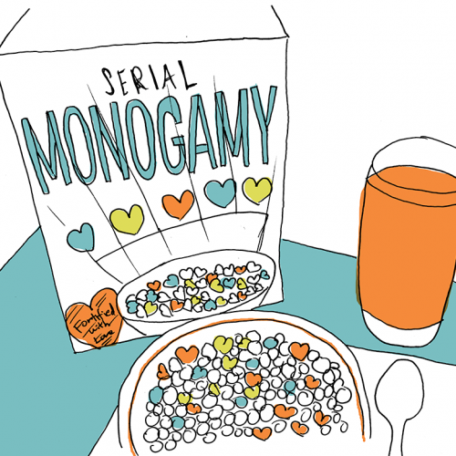 Serial Monogamy: Not The Breakfast of Champions