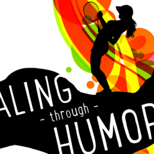 Cyber Monday- Heal Through Humor