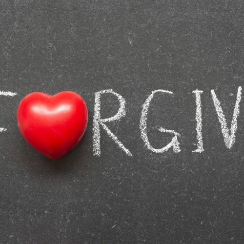 Tis' The Season To Forgive