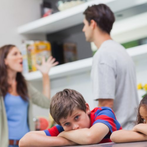 Should I stay in a toxic marriage for the kids? Or Divorce?