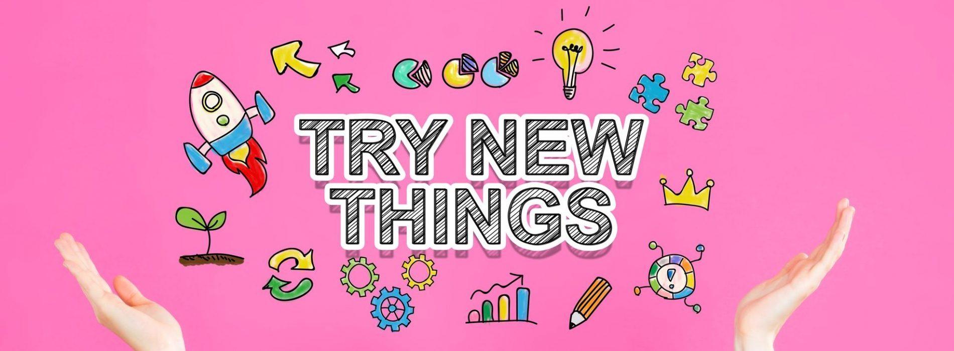 New habits, new adventure!