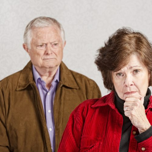 Four Ways Divorce Affects Older Couples