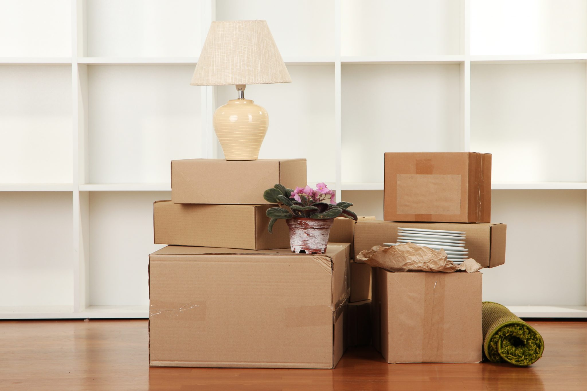 Moving back home after divorce