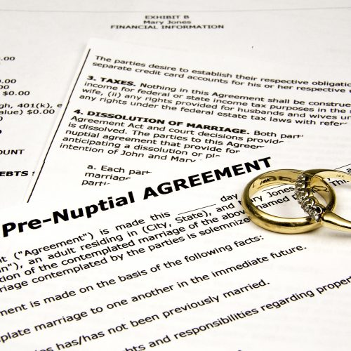 How to Ask for a Prenuptial Agreement: Six Strategies Designed To Get You A Yes