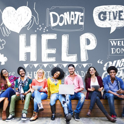 Teaching Teens and Millennials The Joy of Giving
