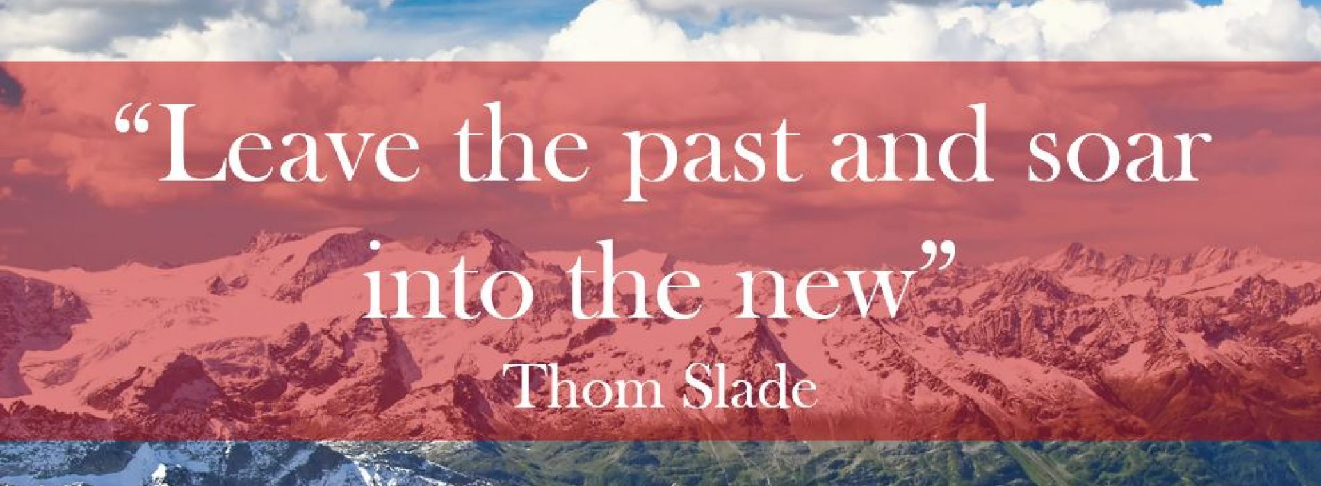 """Leave the past and soar into the new"" – Thomism No. 130"