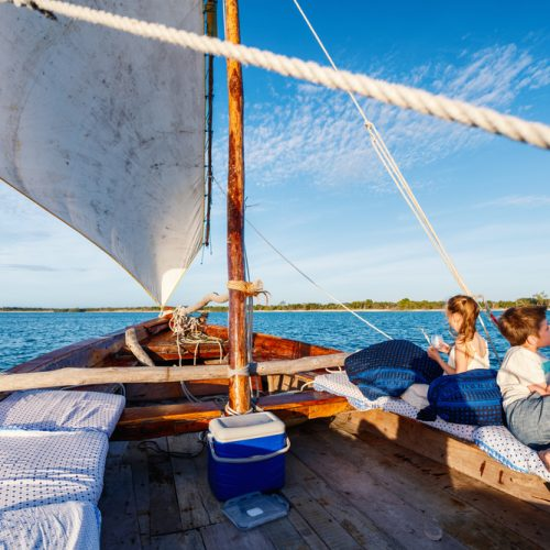 Consistent Sailing with Kids