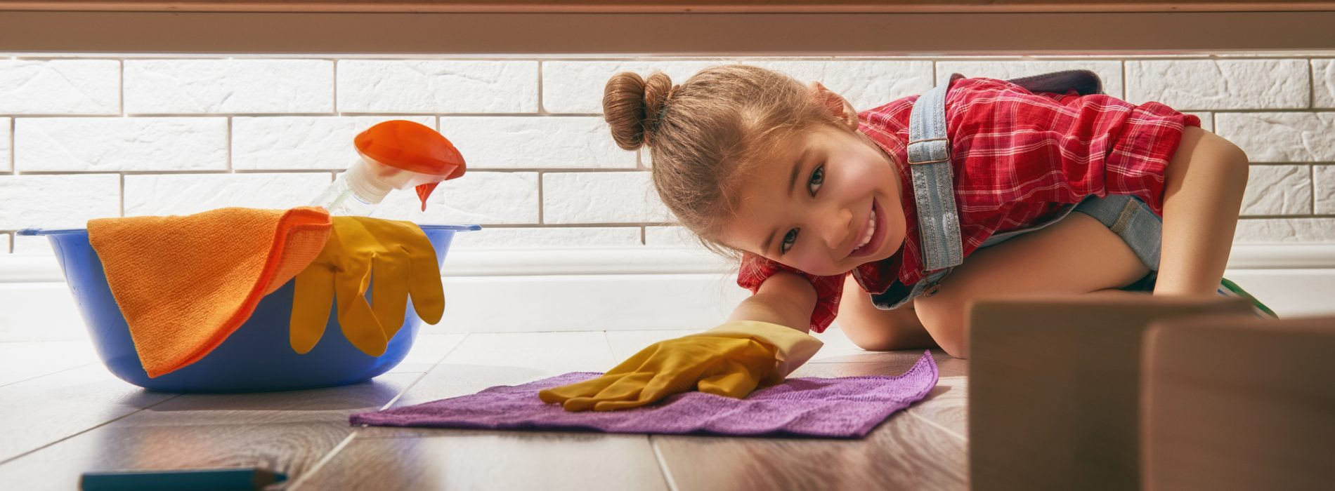 Chores can be family fun!